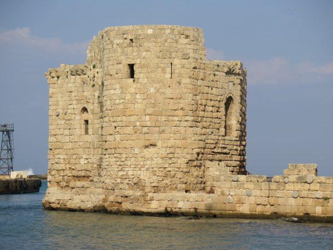 Castillos de Líbano