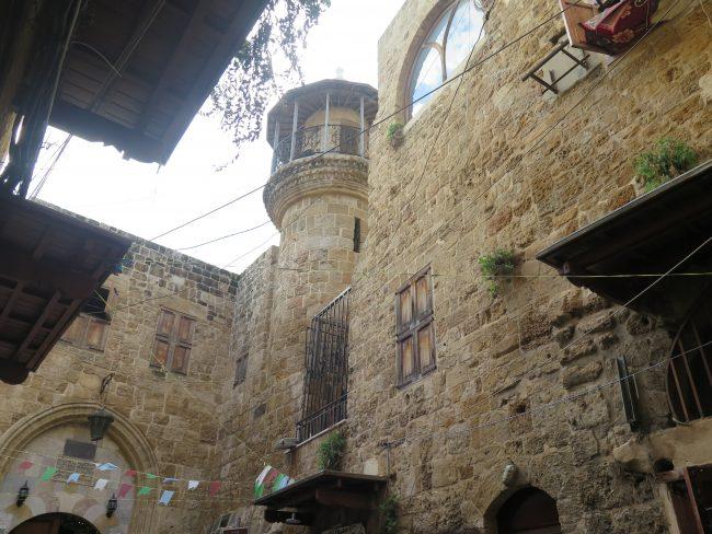 Zoco medieval de Saída
