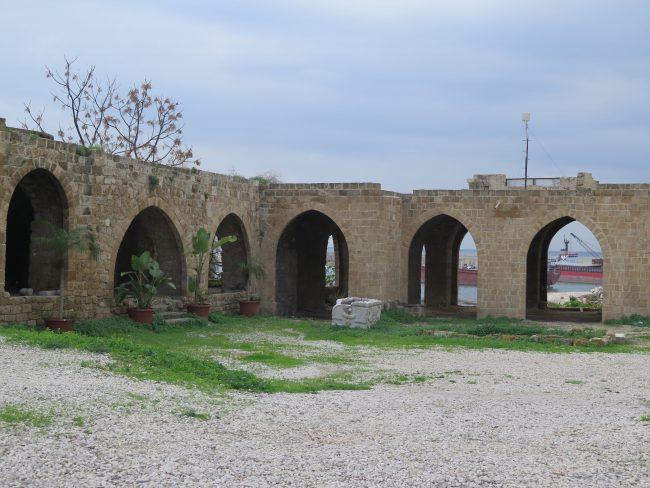 Restos arqueológicos Sidón