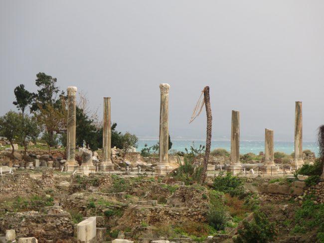 Ruinas romanas de Sour
