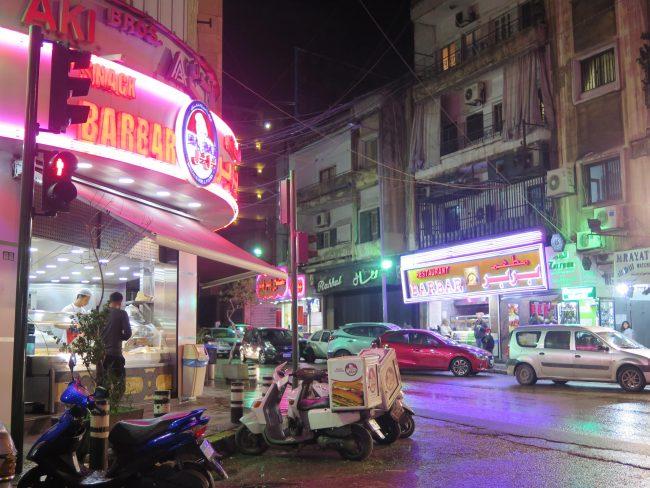 El mejor restaurante del Barrio de Hamra