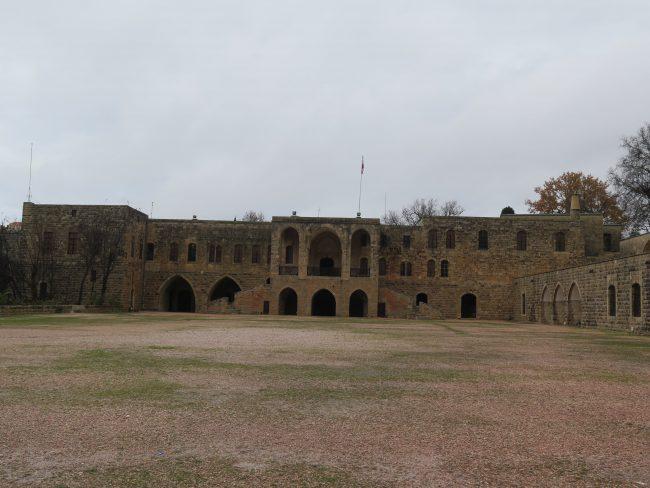 El Palacio de un emir libanés
