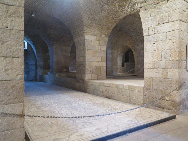 La mayor colección de mayólica de Líbano