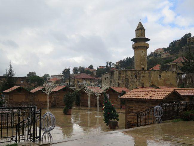 El Pueblo Medieval de Líbano