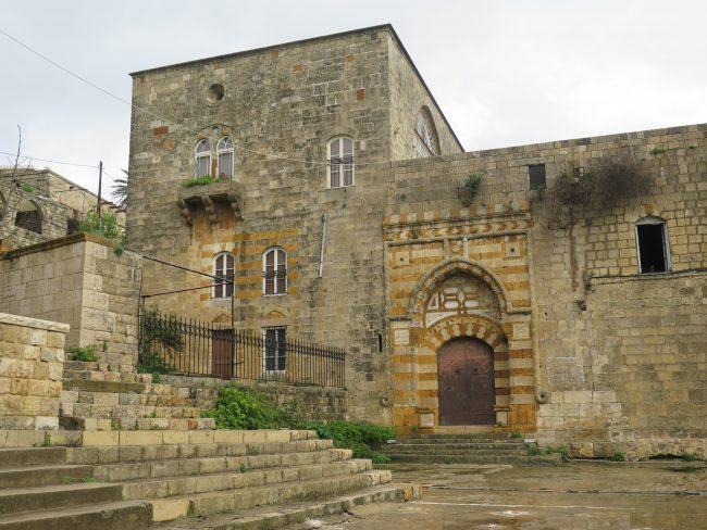 Pueblo único en Líbano