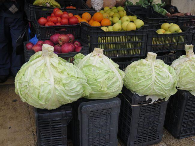 Las verduras más grandes del mundo