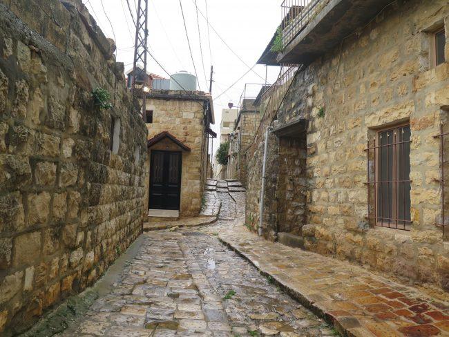 Iglesias en Deir el Qamar