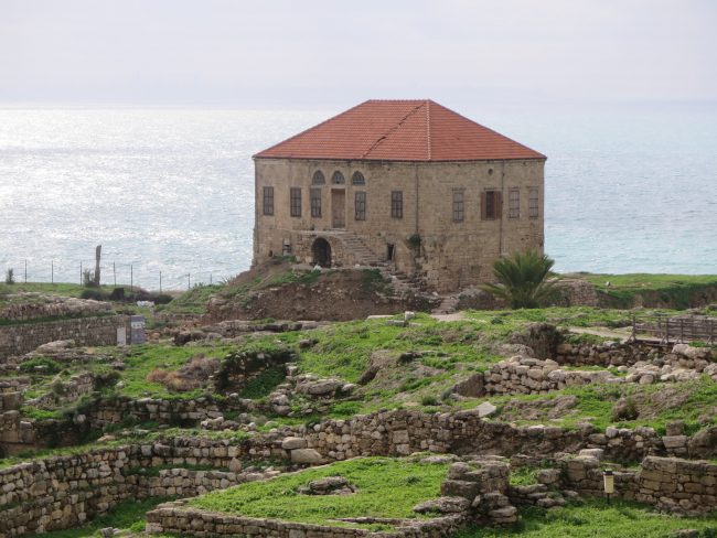 Casa Otomana de Biblos