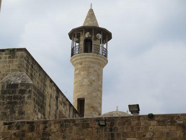 Principal mezquita de Sidón