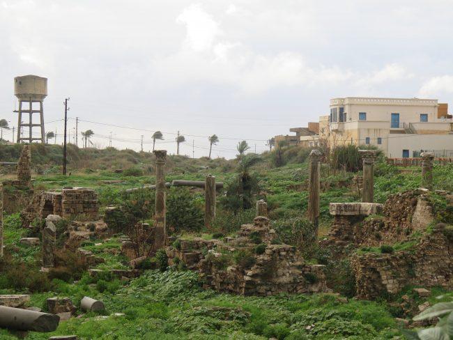 Sitio Arqueológico de Tiro