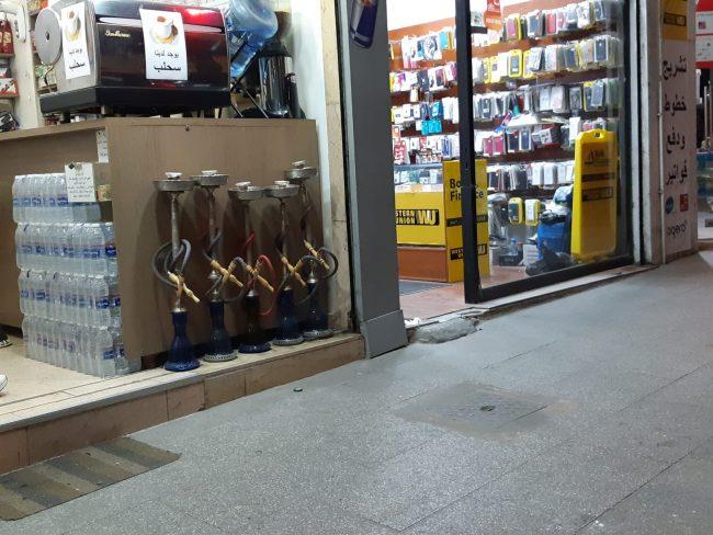 Cantidad de tabaco con la que se puede entrar en Líbano