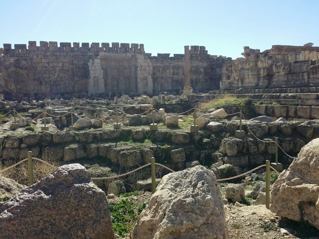 Templos Romanos de la Historia