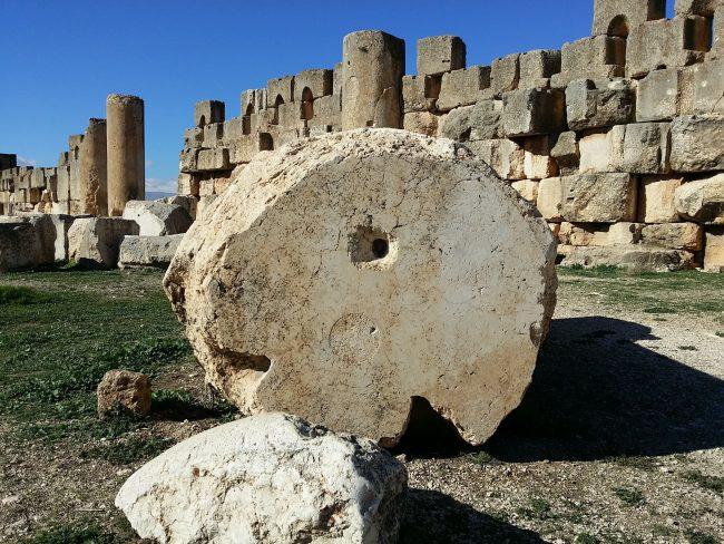 Líbano romano