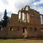 Anjar, un sitio Omeya en Líbano