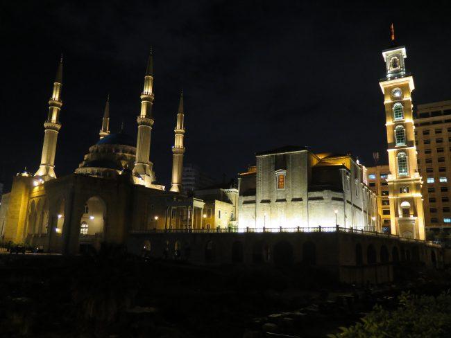 La riqueza religiosa de Líbano