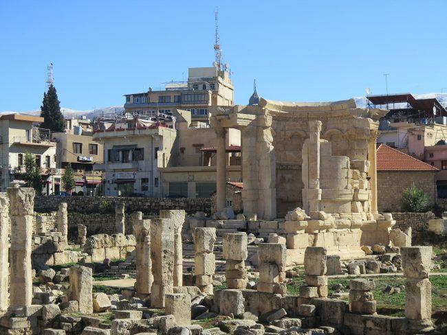 Templo Redondo de Baalbek