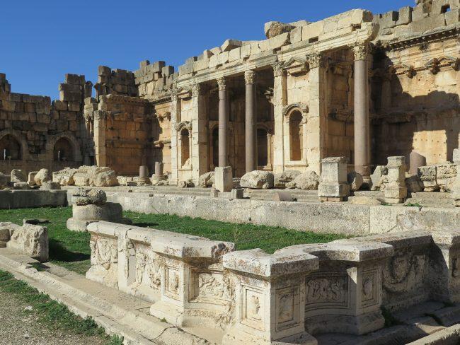 Rituales realizados en los Templos Romanos