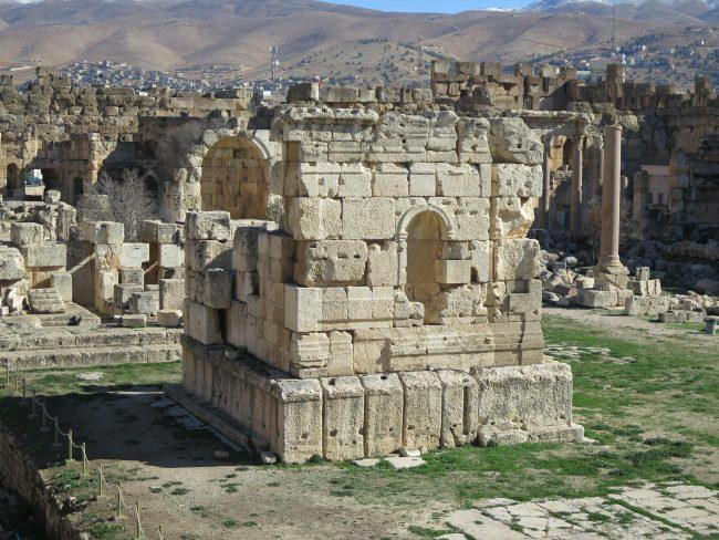 Visitar los Templos de Baalbek