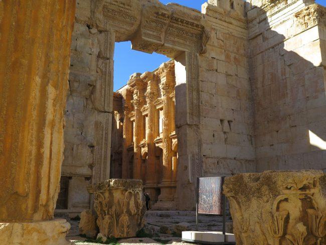 Las medidas descomunales de los Templos de Baalbek