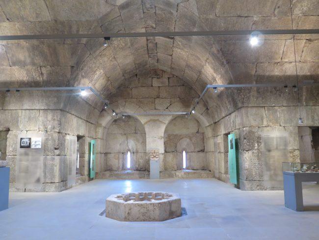 La huella islámica en los Templos de Baalbek