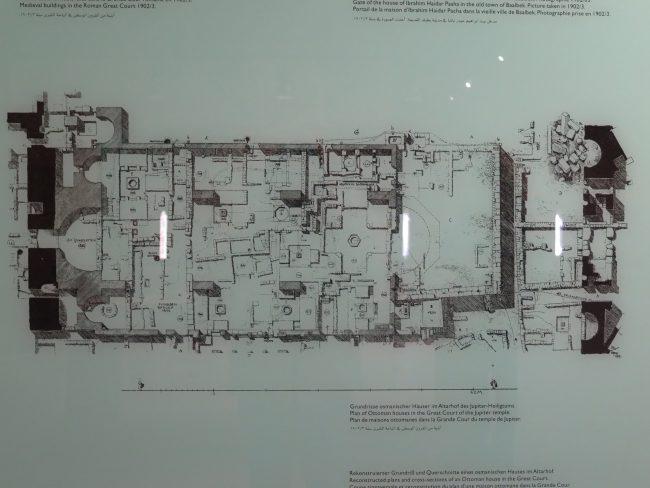 Modificaciones Medievales en los Templos de Baalbek