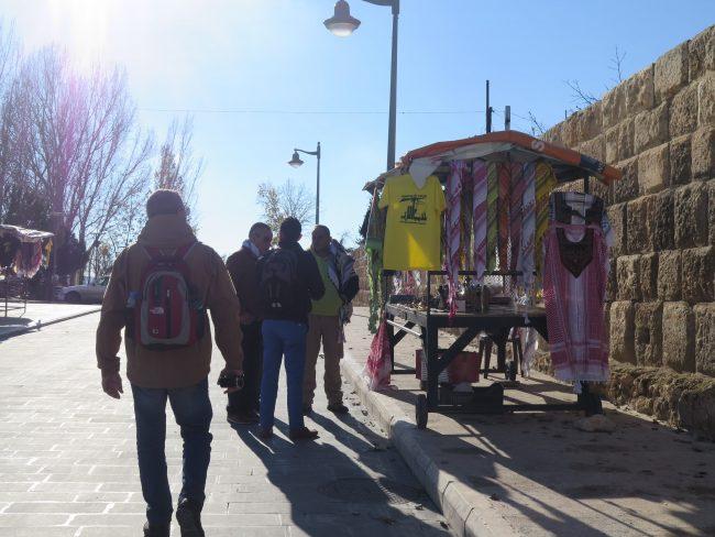 Venta ilícita de antigüedades en Líbano