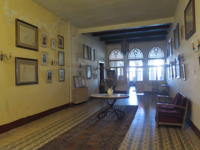 Visitar el Hotel Palmyra de Baalbek