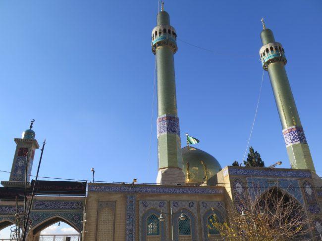 Los santuarios más importantes para los chiís