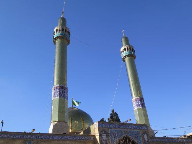 Santuario chií de la bisnieta de Mahoma