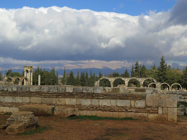 Cordillera del Anti Líbano