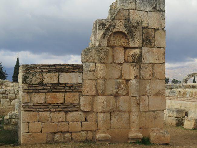 Ciudades fortificadas en Líbano