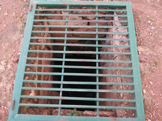 Canalización de agua en la época Omeya