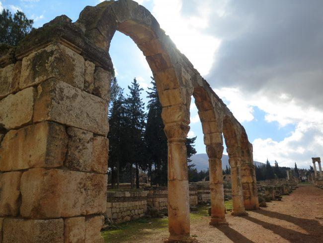 Patrimonio de la Humanidad en Líbano
