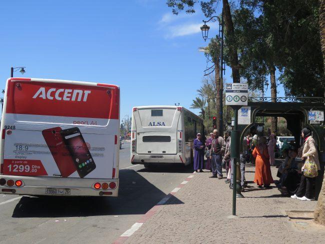 Cómo llegar del aeropuerto al centro de Marrakech