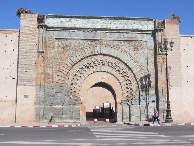 Accesos a la Medina de Marrakech