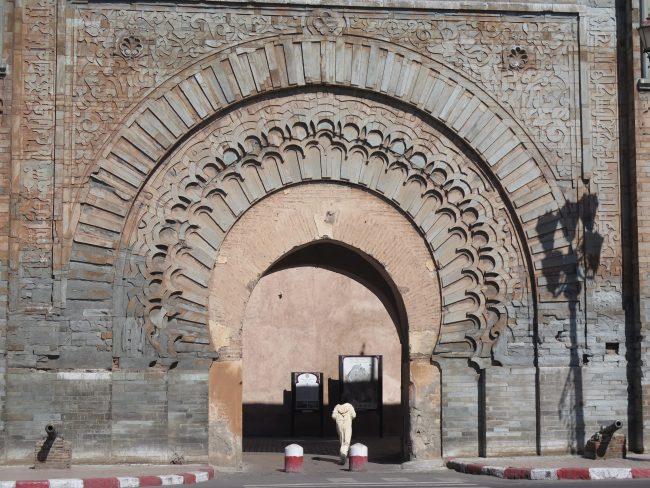 Puertas de Acceso a la Medina de Marrakech