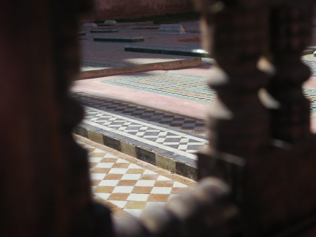 Saadiens tombs