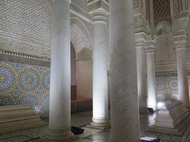 Los saadís en Marruecos