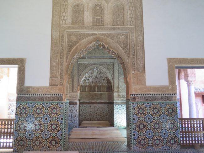 Mausoleo de Lalla Mesaouda