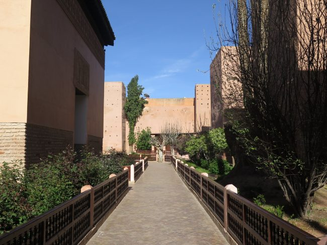 Arquitectura de las Tumbas Saadíes