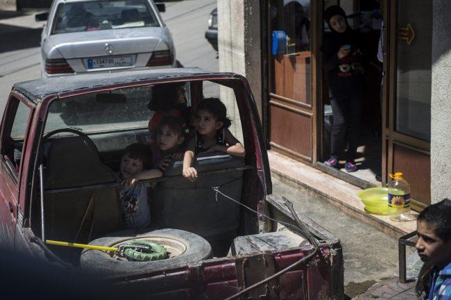 Vida cotidiana en los pueblos de Líbano