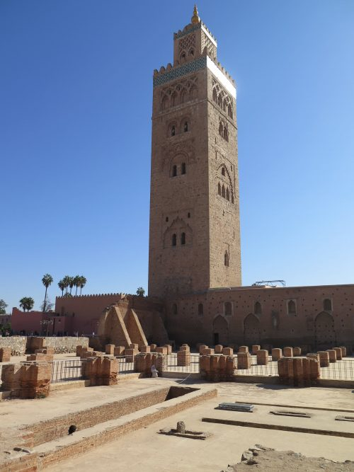 Edificio más alto de Marrakech