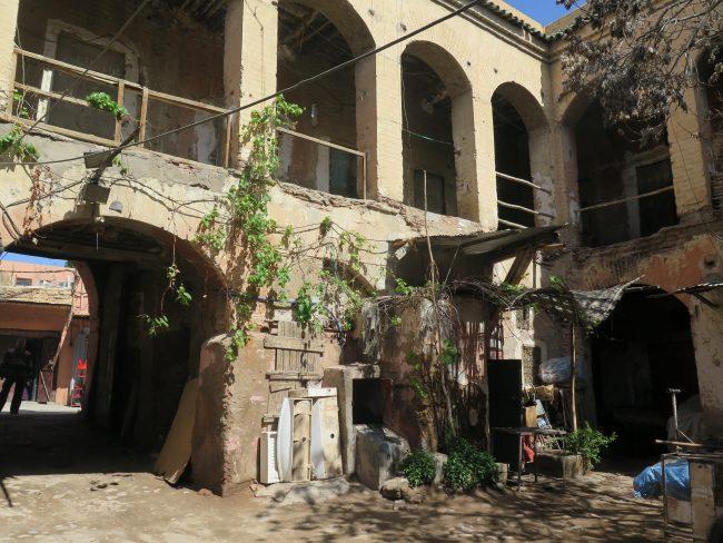 Visita a los Caravasares de Marrakech