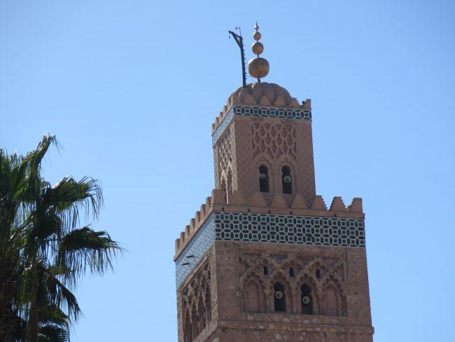 Koutubia, Giralda y Torre Hassan