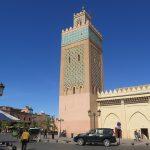 La Mezquita de la Kasbah de Marrakech