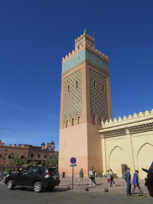 Visitas en la Kasbah de Marrakech