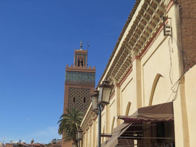 Construcciones Almohades de Marrakech