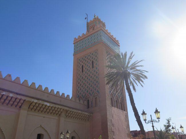 Principales lugares de interés en Marrakech