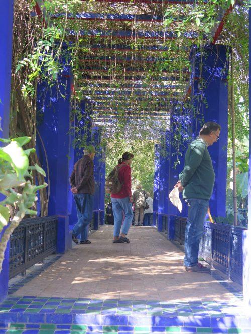 Qué es el Jardín de Majorelle