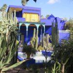 El Jardín de Majorelle, el oasis que dio vida a un color